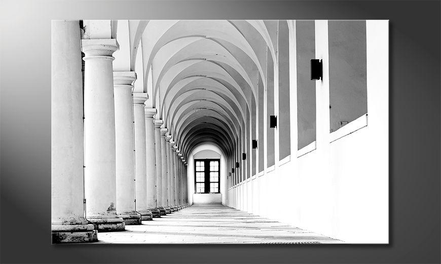 La bella pittura Columns Gallery