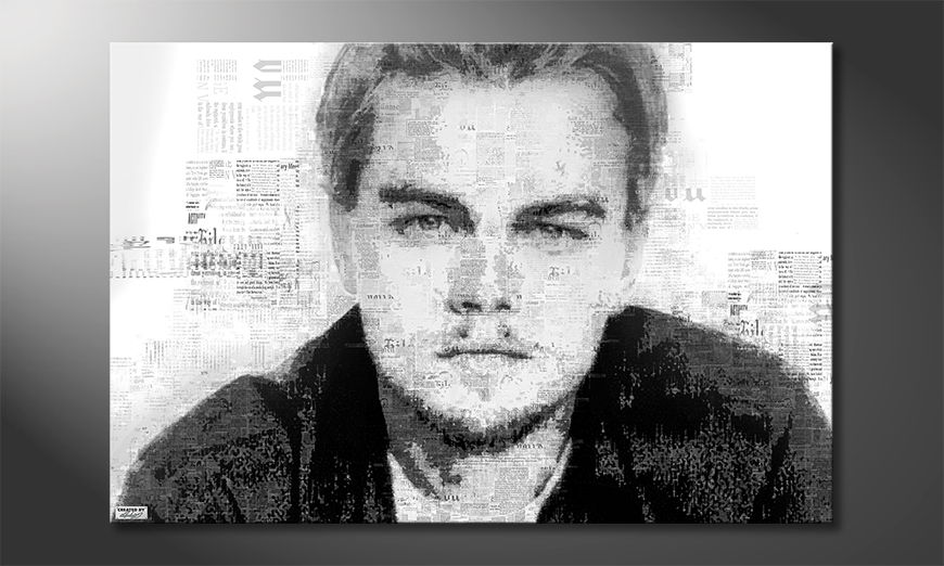 Leonardo quadro
