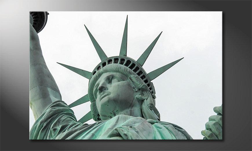 Liberty quadro