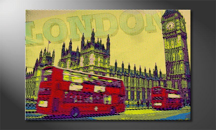 Londra quadro