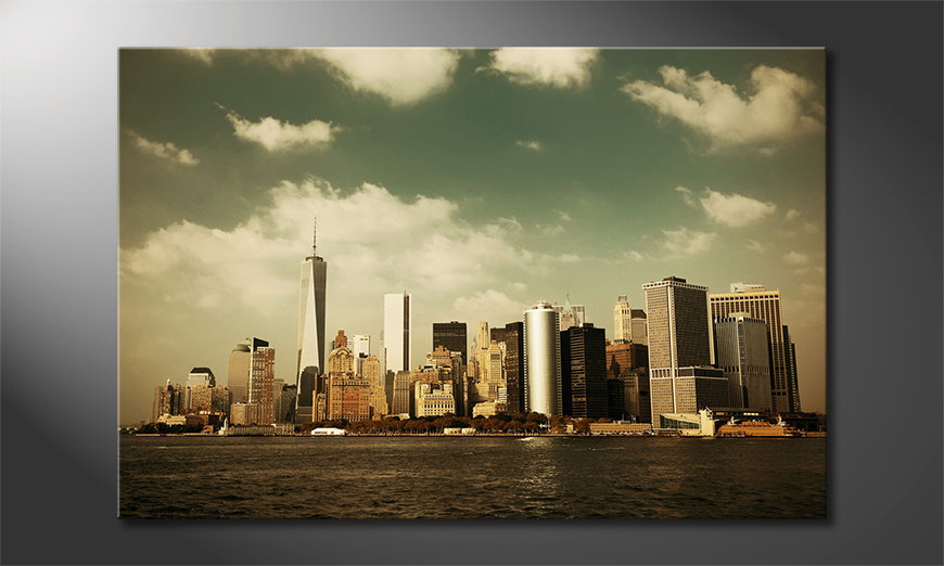 Manhatten-Skycrapers-quadro