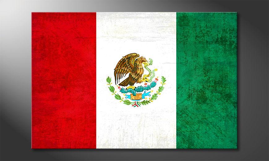 Mexico quadro moderni