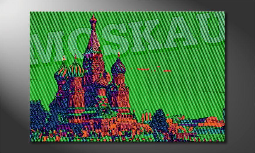 Mosca quadro