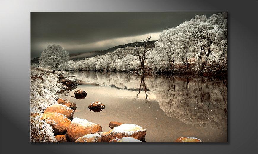 Mystic River quadro