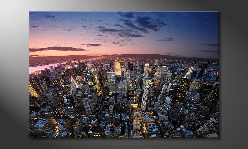 New York Sky quadro