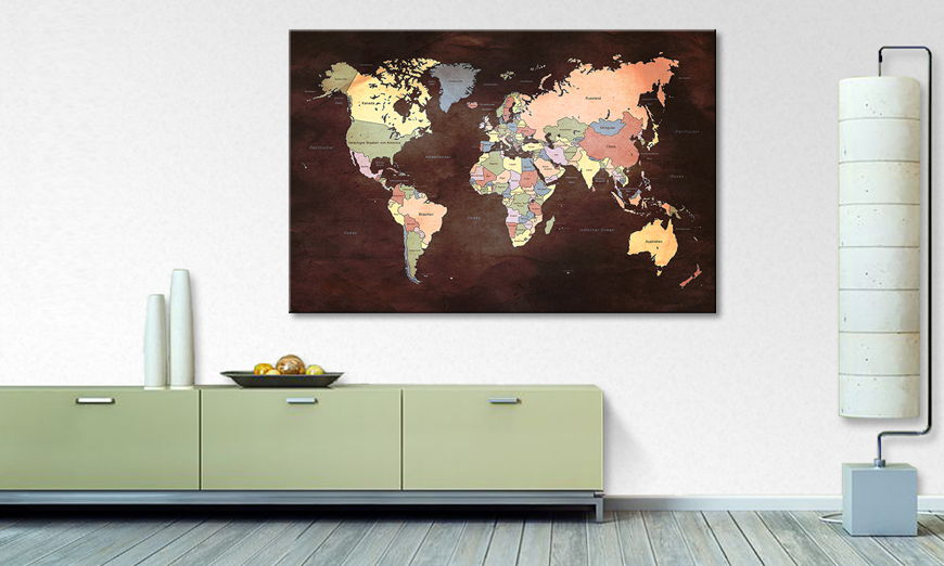 Oldworldmap two quadro