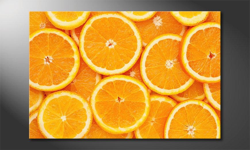 Oranges quadro