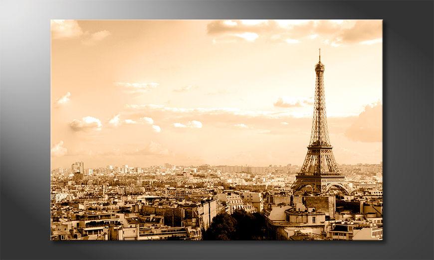 Paris II tela