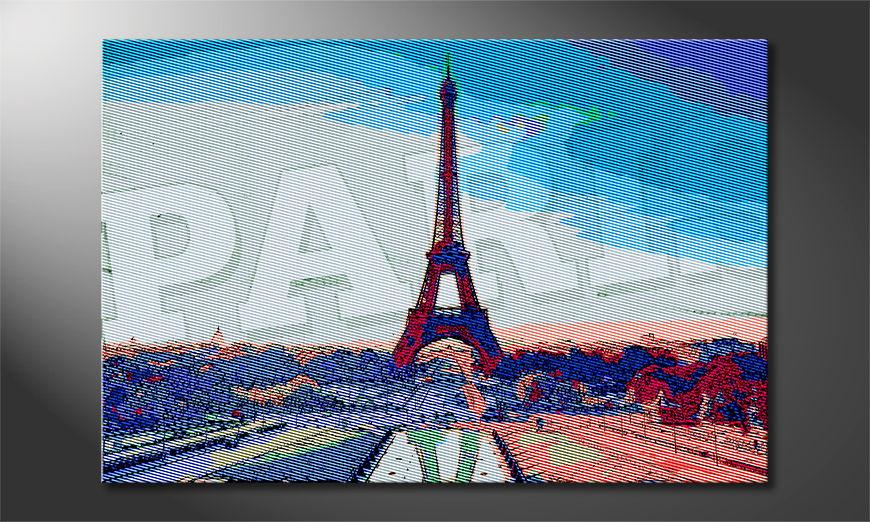 Paris tela