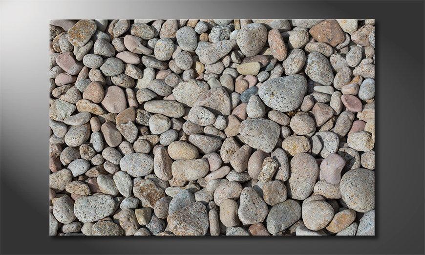 Pebble Stones quadro