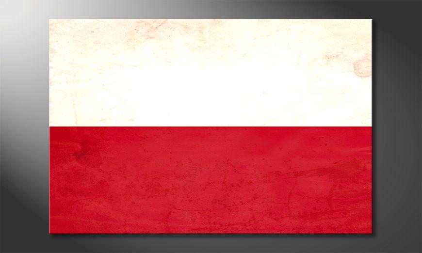 Polonia quadro moderni