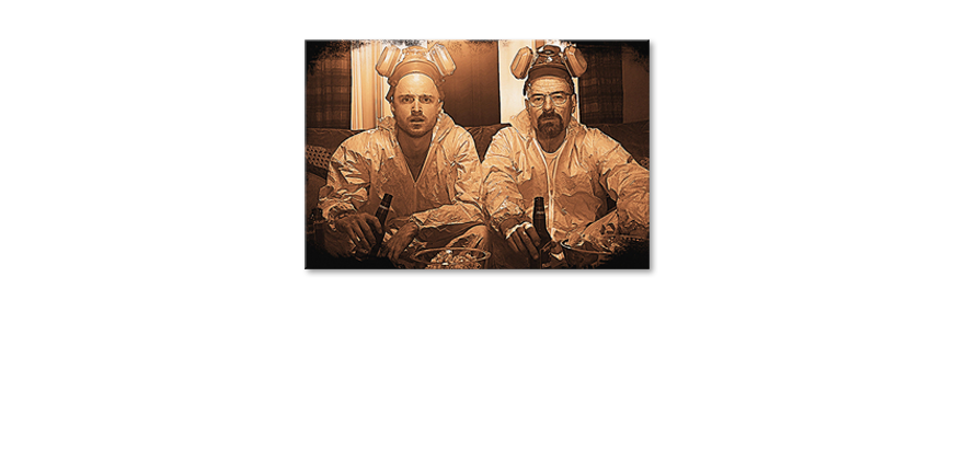 Quadro-Breaking-Bad