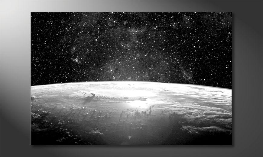 Quadro Planet Earth