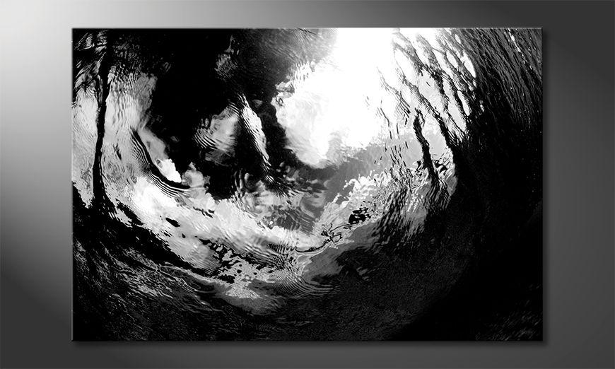 Quadro Underwater Sky