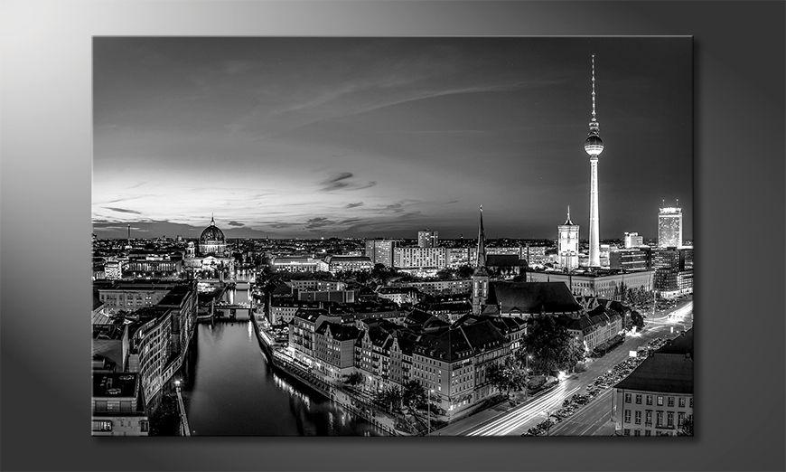 Quadro moderno Berlin City