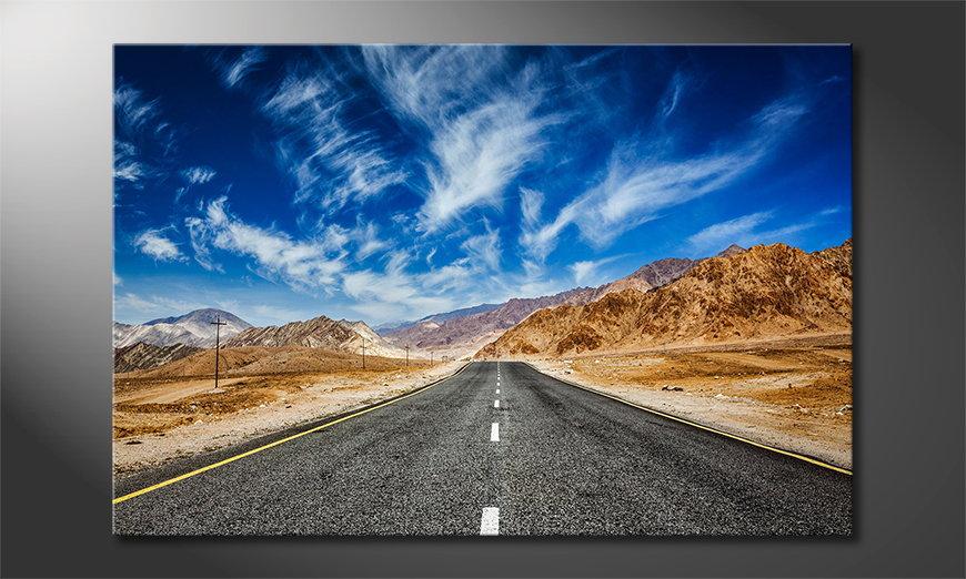Road to Nowhere quadro
