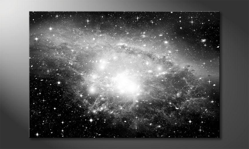 Stampa su tela Galaxy