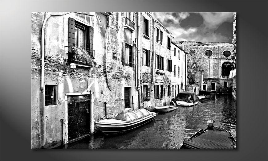 Stampa su tela moderna Beautiful Venice
