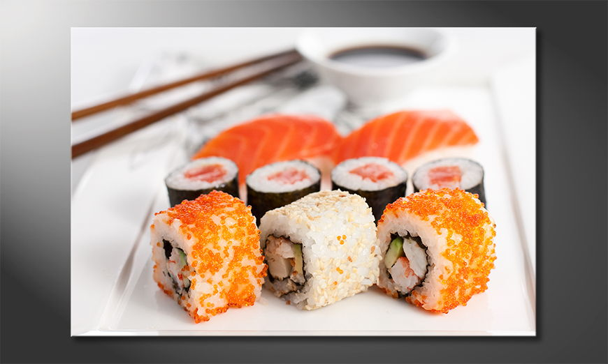 Sushi quadro