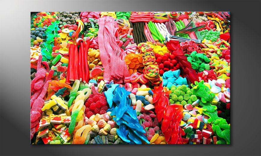 Sweets quadro
