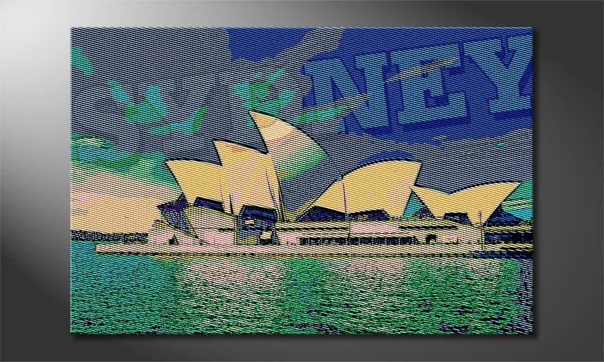 Sydney quadro