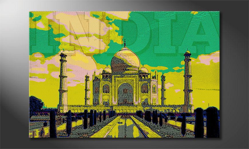 Taj Mahall tela