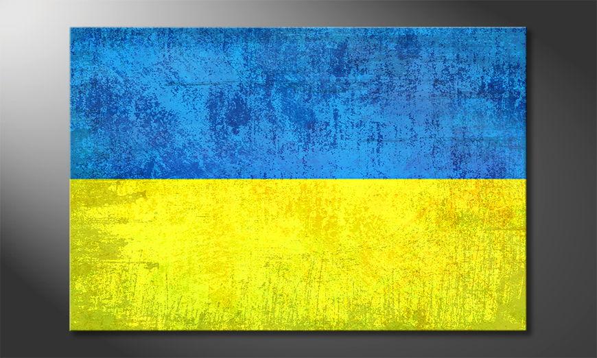 Ucraina quadro moderni