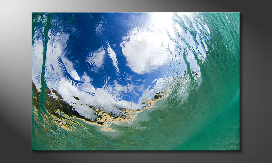 Underwater Sky quadro