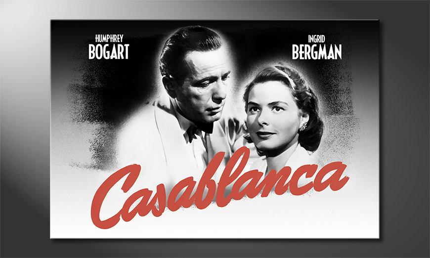 Quadro Casablanca