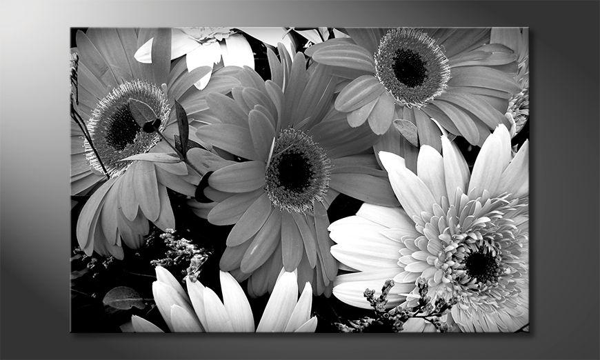 Stampa su tela moderna Flowery Scent