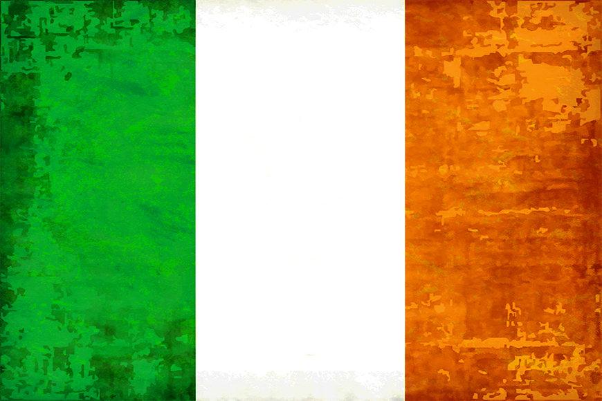 Carta da parati con foto Irland