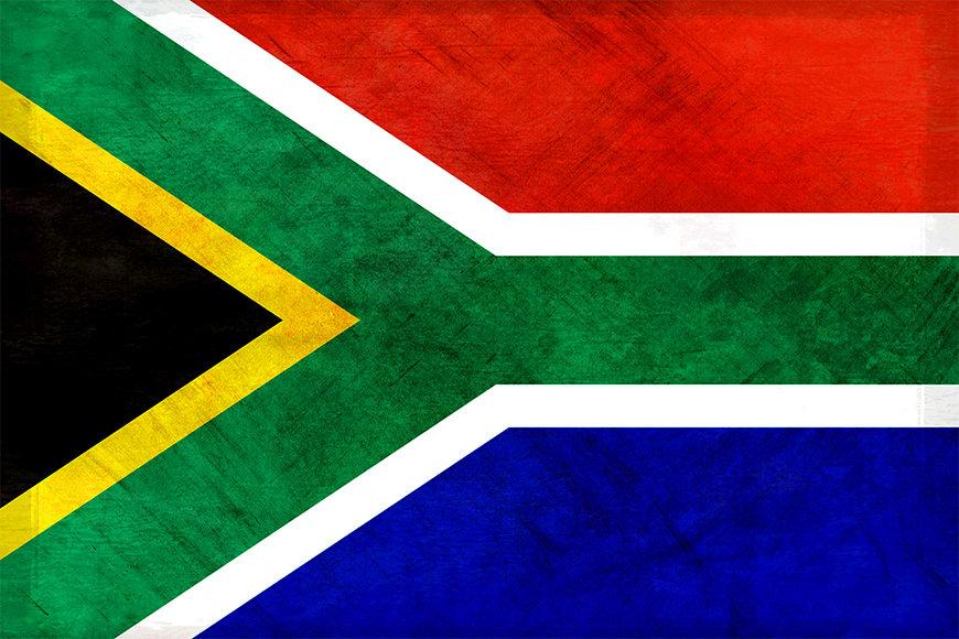 Carta da parati con foto South Africa