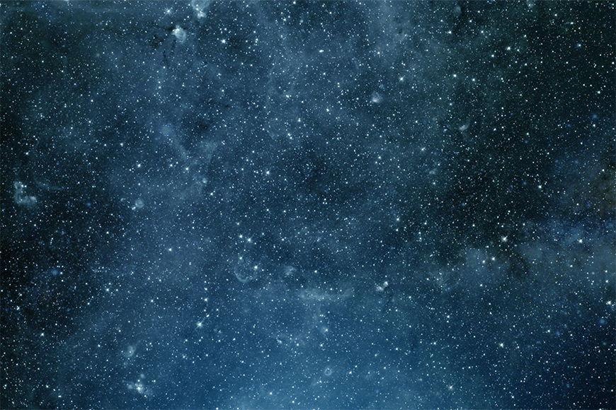 Carta da parati con foto Universo da 120x80cm