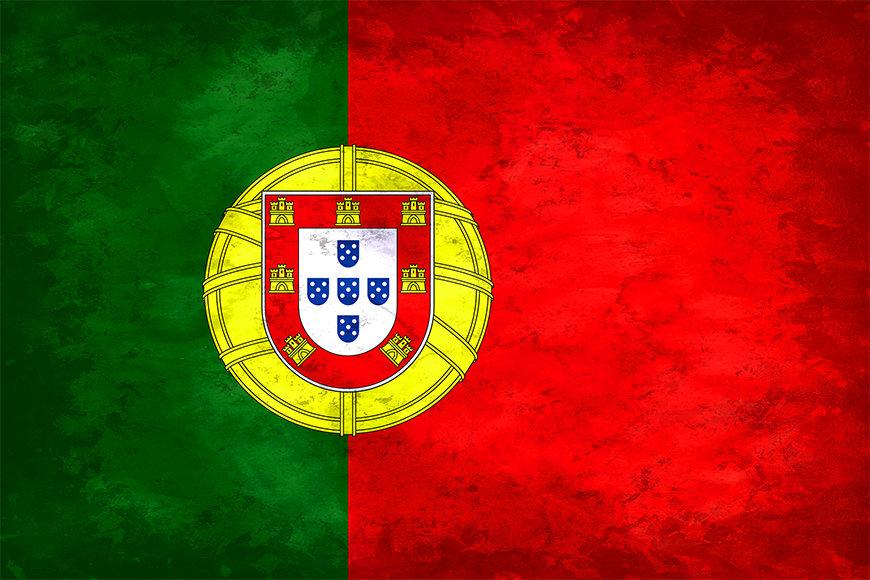 La carta da parati Portugal