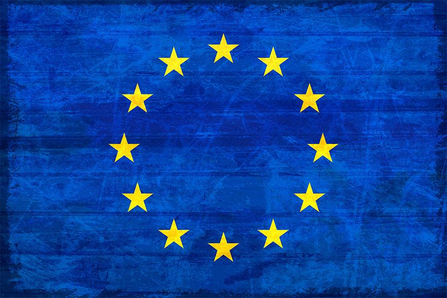 La carta da parati TNT Europa