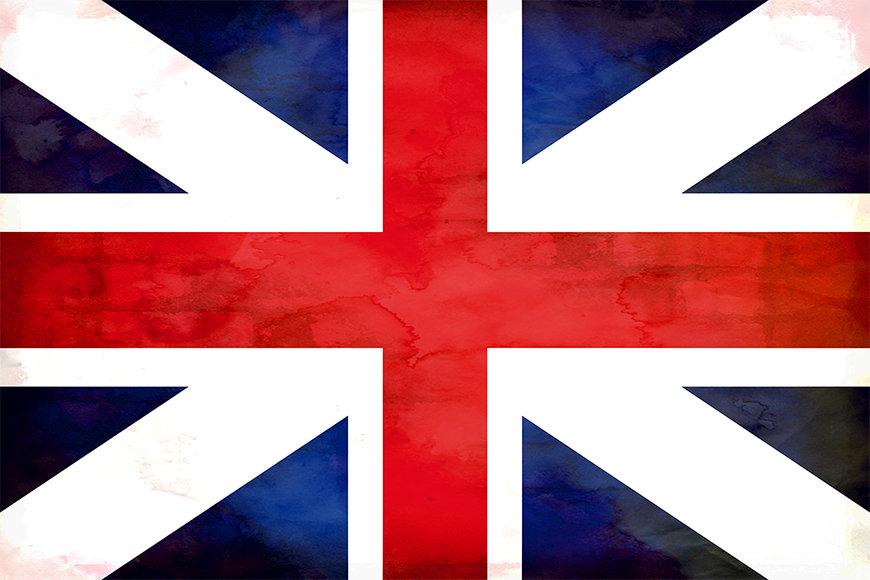 La carta da parati TNT Great Britan