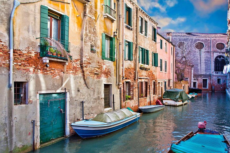 La carta da parati TNT La bella Venezia da S a XXL