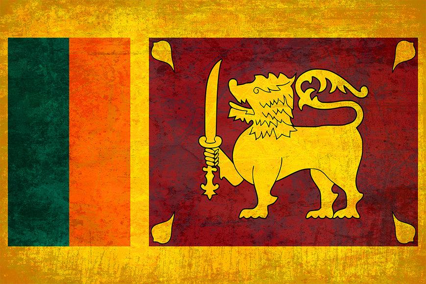 La carta da parati TNT Sri Lanka