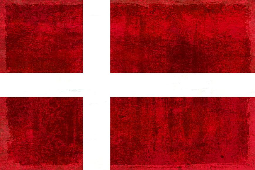 La carta da parati TNT con foto Denmark