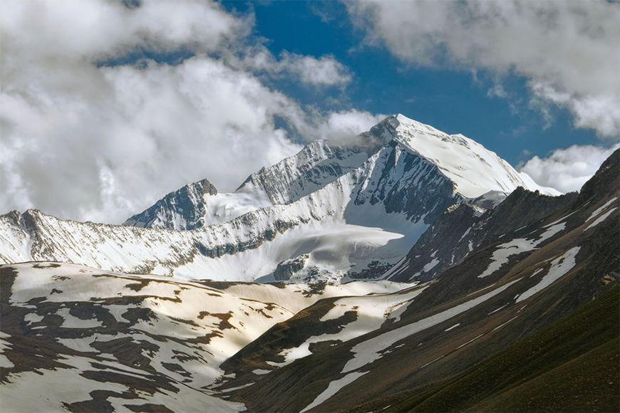 La nostra carta da parati Himalaya da 120x80cm