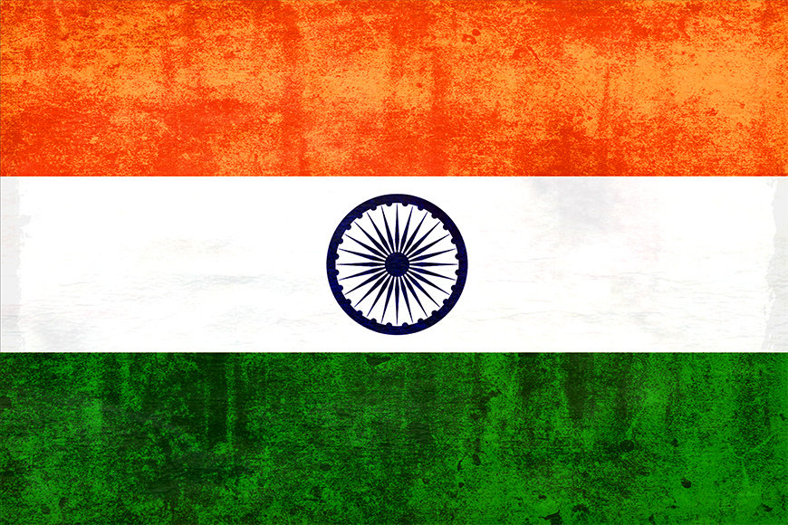 La nostra carta da parati India