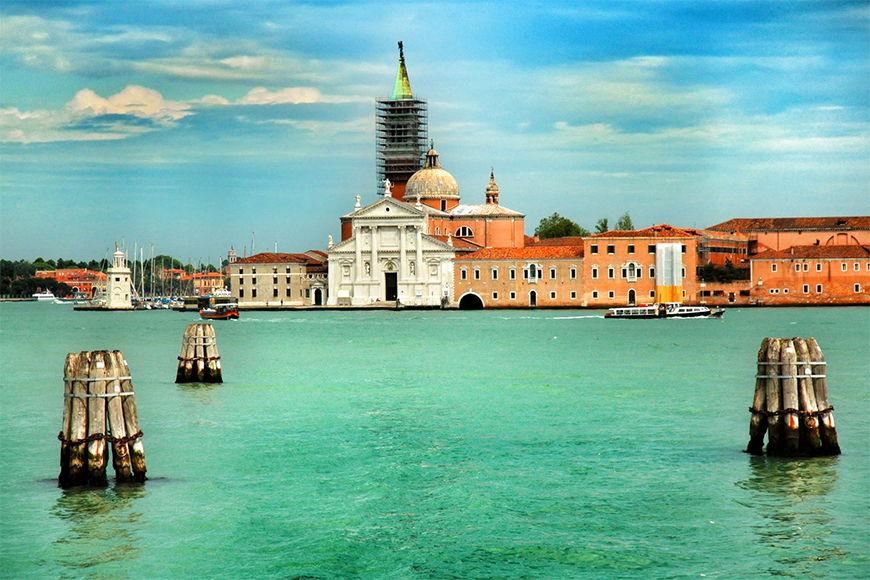 La nostra carta da parati Venice in 6 dimensioni