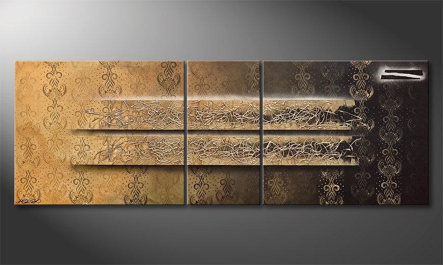 La bella pittura Shinning Gold 220x80x2cm